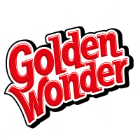 Golden Wonder Logo with starburst